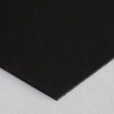 Cartone alto spessore Nero